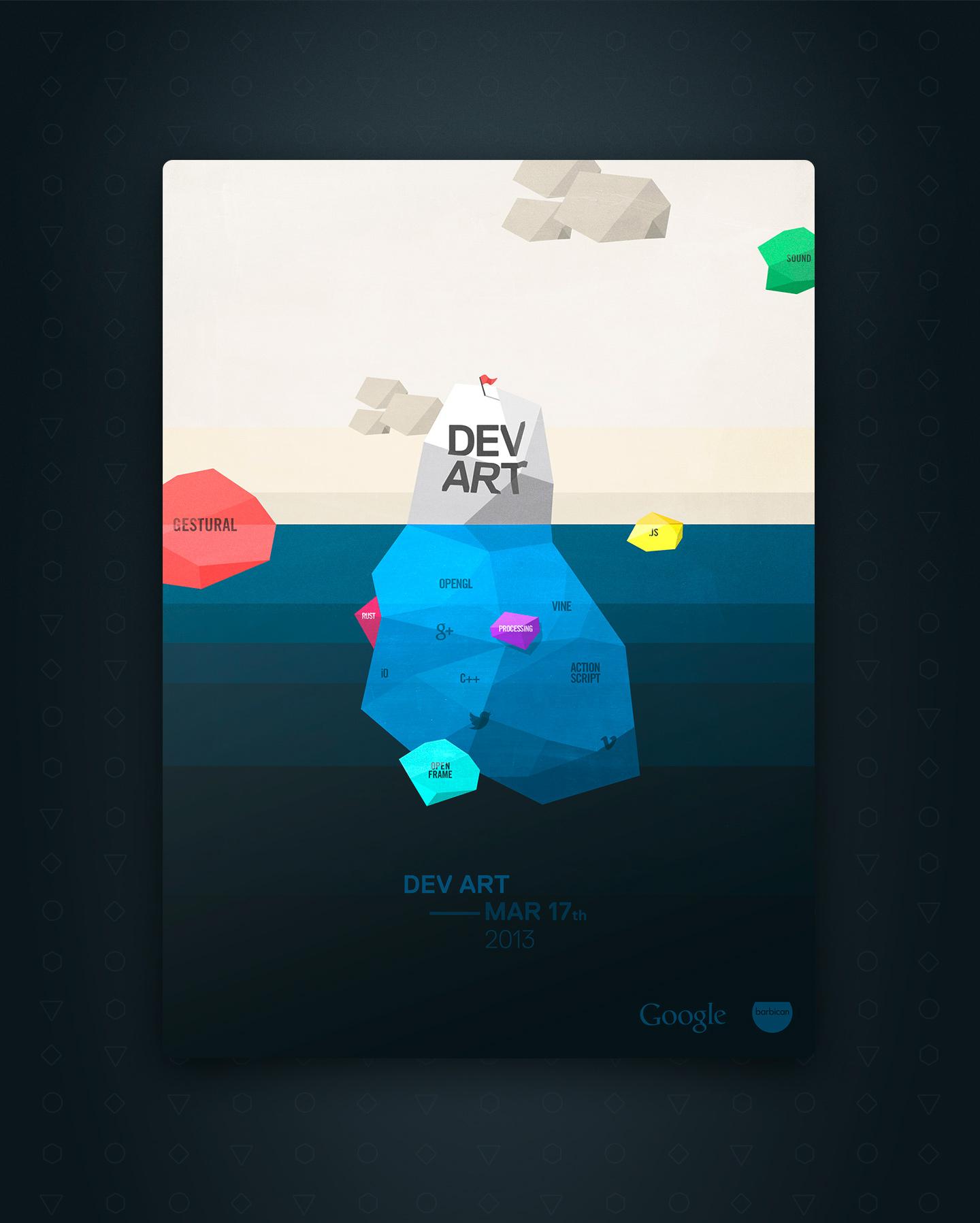 Google-Devart-Poster
