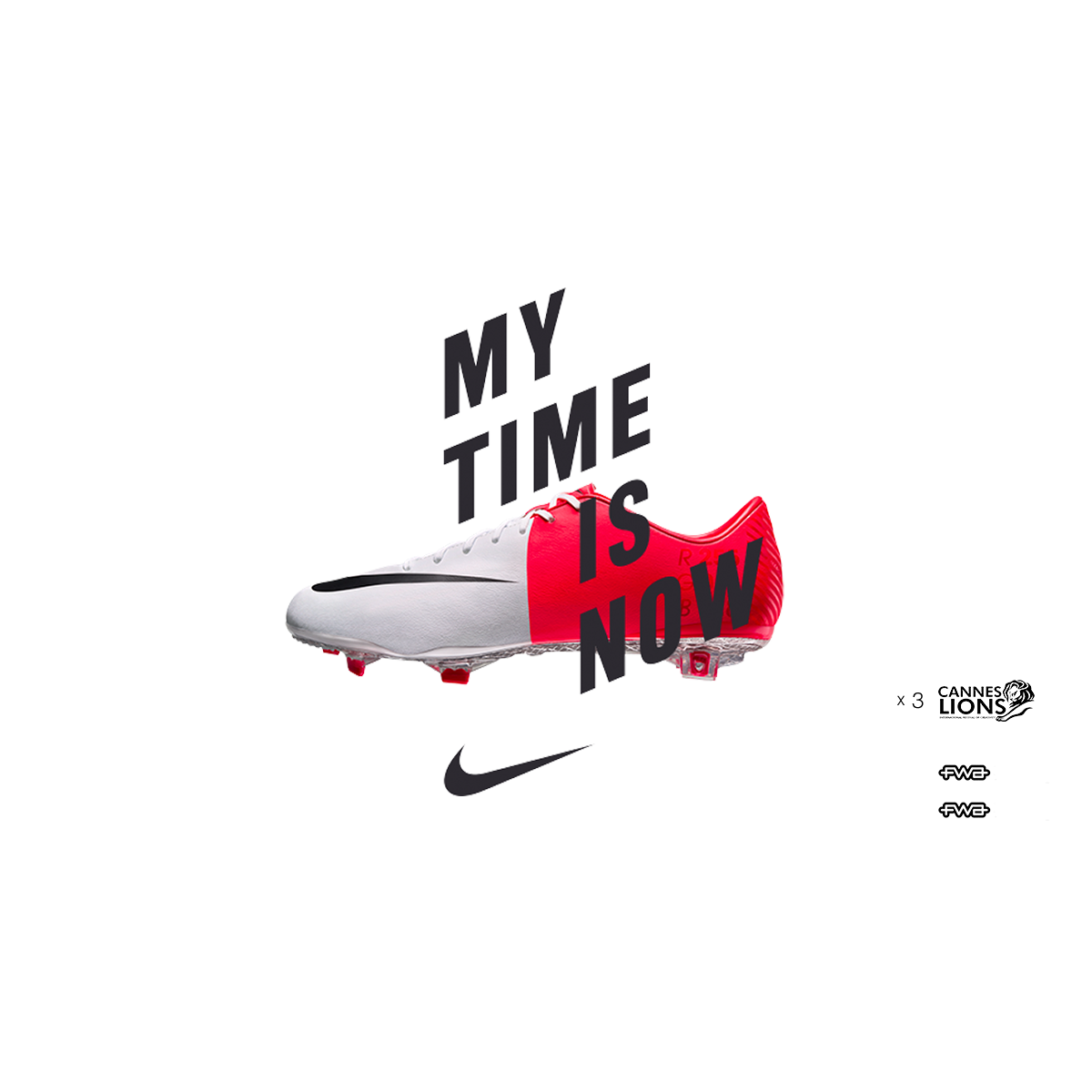 Nike — My Time Is Now