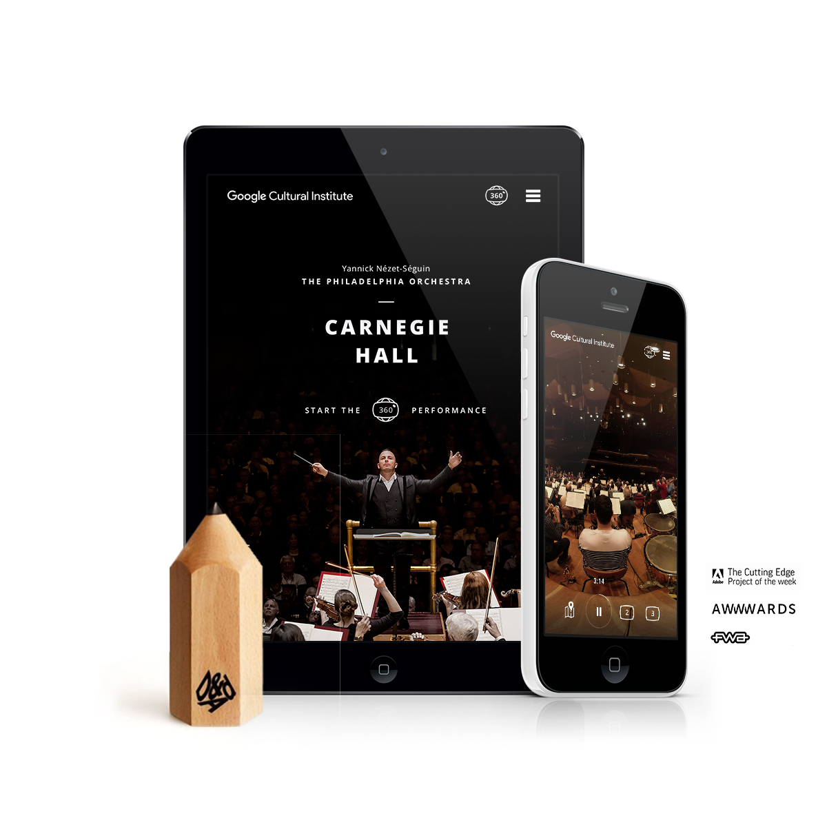 Google – The Performing Arts